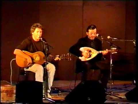 Eugenio Bennato e Musicanova - Suoni dal Mondo 1998-11-12