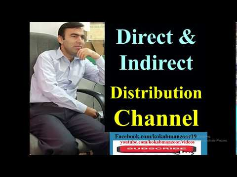direct-and-indirect-distribution-channel-|-types-of-distribution-channel-|-marketing-intermediary