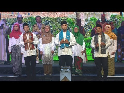 Indonesian Chanting Group - Sydney Mawlid 2017