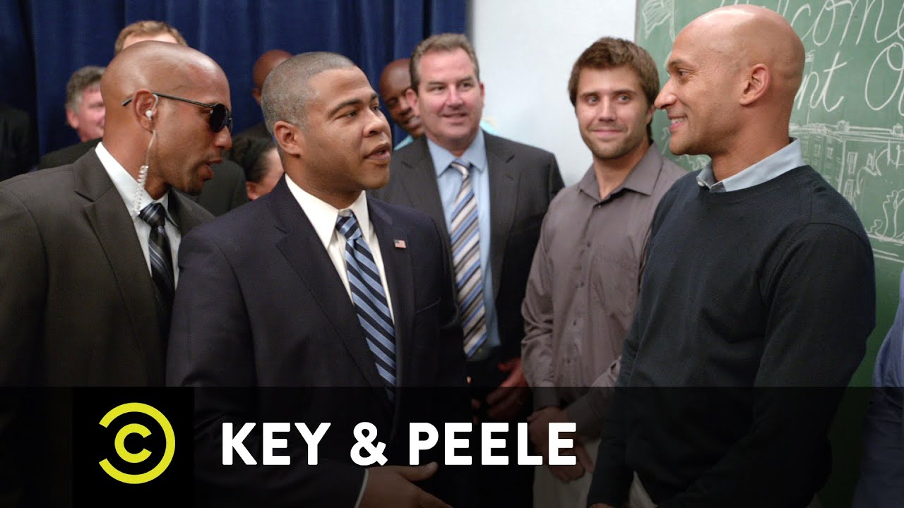 meet and greet obama key peele meme