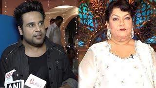 Krushna Abhishek Responds to Saroj Khan's 'Casting Couch' Comment