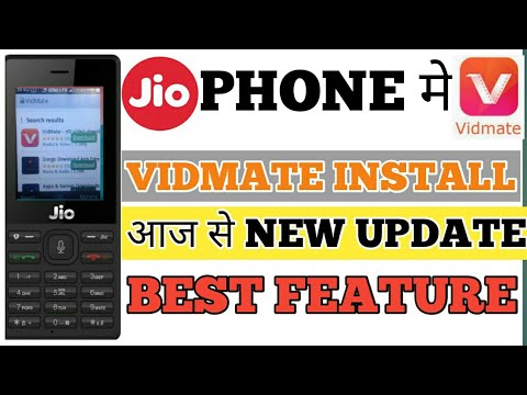 vidmate apps download jio phone