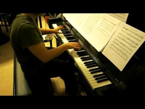 Bleach - Ranbu no Melody (piano)