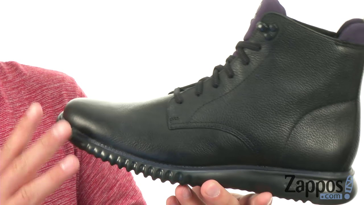 b0e904d59c1 Cole Haan 2 Zerogrand City Boot Waterproof SKU  8962467 - YouTube