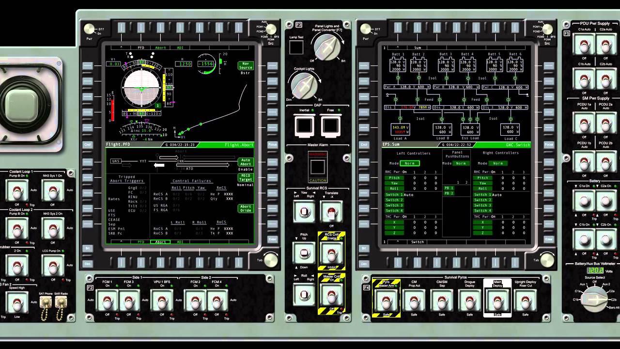 orion spacecraft cockpit - photo #10