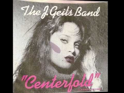 Centerfold , J Geils Band , 1981 Vinyl 45RPM