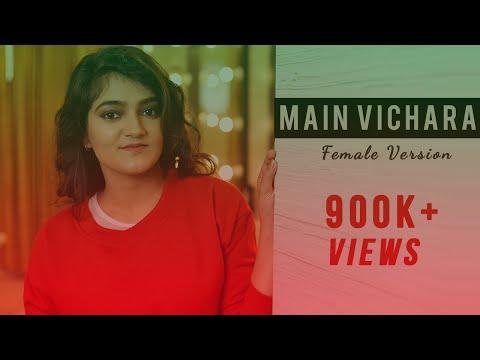 Main Vichara | Female Version | Armaan Bedil | Audio & Lyrics | Diksha Sharma