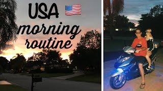 Florida morning routine   MissNici
