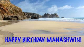 Manashwini   Beaches Playas - Happy Birthday