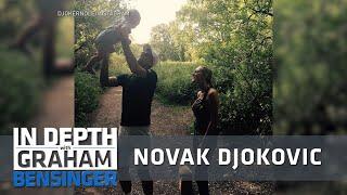 Novak Djokovic's wife: Unexpected motherhood challenges