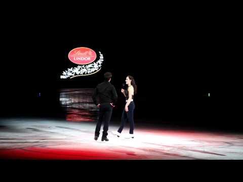 tessa & scott - lindt promo - stars on ice - ottawa, 29 april 2012