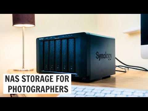 Keep your IMAGES SAFE | Synology NAS BACKUP for PHOTOGRAPHERS