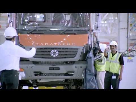 Daimler India | BharatBenz Brand Film