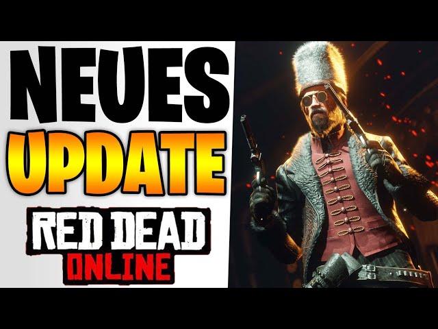 DAS IST ROCKSTARS STRATEGIE - Mehr Spieler Ohne Content? Neues Update | Red Dead Redemption 2 Online