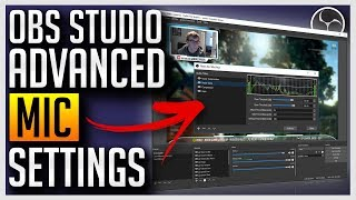 OBS Studio - Advanced Mic Settings (Noise Removal, Compressor, Noise Gate)