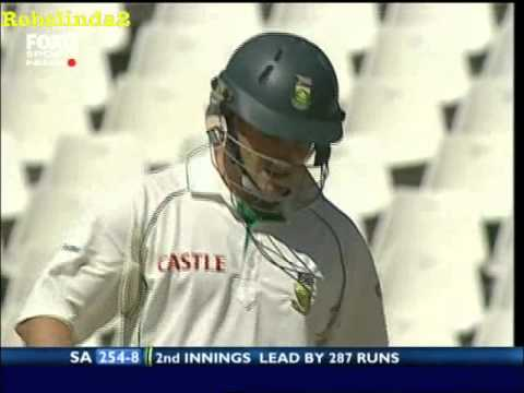 Angry Ricky Ponting cheated by South Africa