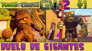 Plants vs. Zombies Garden Warfare 2 #3 - Duelo de Gigantes [60 FPS]