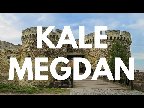 Kalemegdan Beograd | Kalemegdan Fortress | Belgrade, Serbia 2014