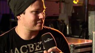 Amazing BLINK 182 interview by the singer of German punkband DONOTS
