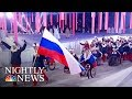 Russia Barred From 2018 Winter Olympics Over Doping | NBC Nightly News