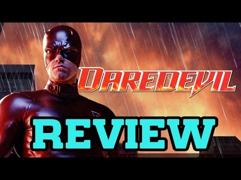 Daredevil [2003] - Movie Review (with Spoilers)