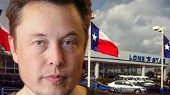 Elon Musk Can't Sell His Teslas in Texas