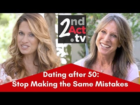 Dating over 50 mistakes