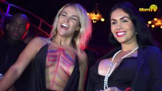 Copa Room   South Beach   Jenny Scordamaglia & Shawn
