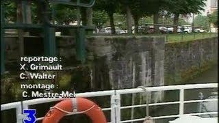 Tourisme fluvial sur l'Ourcq
