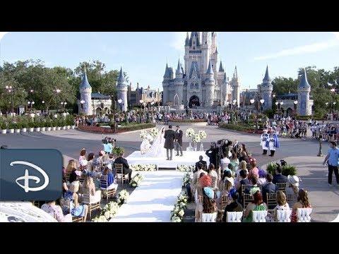 Disney Royal Wedding at Magic Kingdom   Walt Disney World