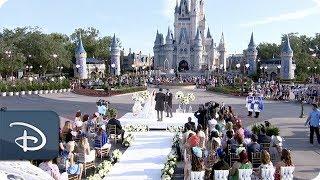 Disney Royal Wedding at Magic Kingdom | Walt Disney World