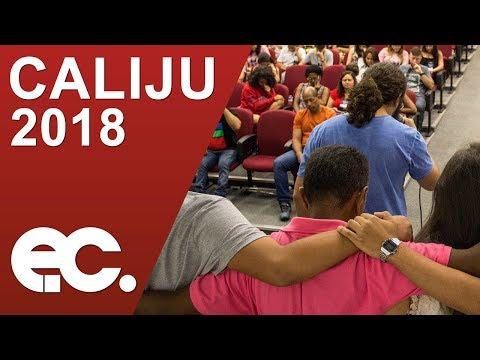 Caliju 2018 reúne juvenis de várias partes do país!