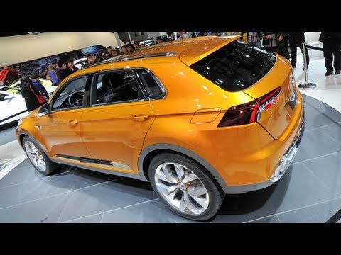 VW CrossBlue Coupe