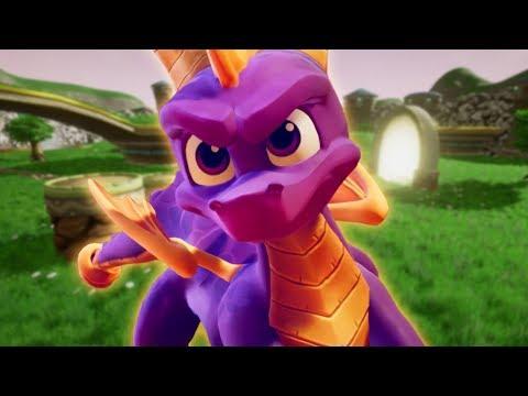 CÓMO ENTRENAR A TU DRAGÓN   Spyro PS4