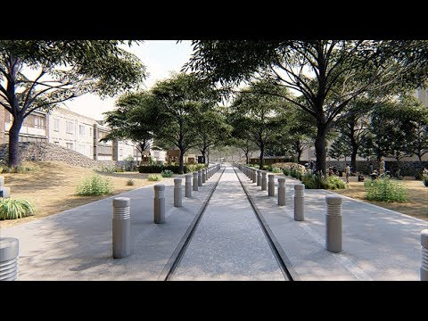 Historic Hijaz railway could reopen as a park in Jordan's capital