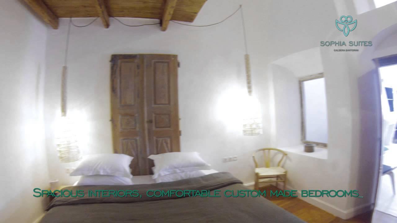 Sophia Suites Santorini : Sophia luxury suites santorini enigma cave suites youtube