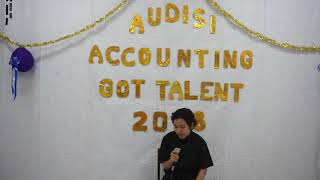 Samuel Berro C [Accounting Got Talent 2018]