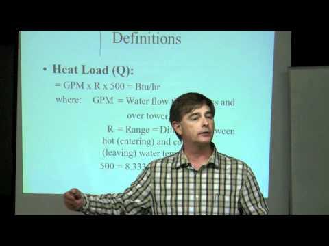 HVAC Tech School: Cooling Tower Basics