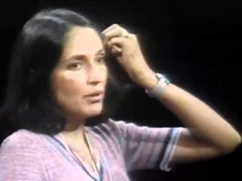Day at Night:  Joan Baez, singer-songwriter