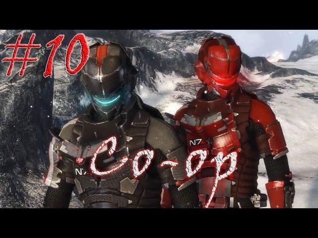 Смотреть прохождение игры [Coop] Dead Space 3. Серия 10 - Отдел биологии.