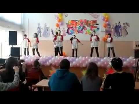 """Танец на школьный конкурс """"танцевальная галактика"""""""