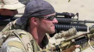 Navy Seals - Danger Close Executive Producer Hans Halberstadt presents US Navy SEALs action -- trainin