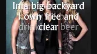 Pistol Annies - Lemon Drop [lyrics On Screen]