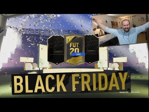 DEJA UNE CHANCE INCROYABLE DANS LES PACKS BLACK FRIDAY ! FIFA 20