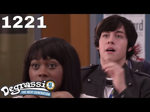 Degrassi: The Next Generation 1221 | Building A Mystery, Pt. 1