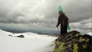 Smallfoot - inflatable snowshoes for extreme winter sports Thumbnail