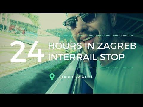 24 Hours in ZAGREB, CROATIA | Travel Vlog