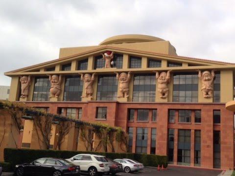 Walt Disney Studios - An Insider's Look - Burbank California