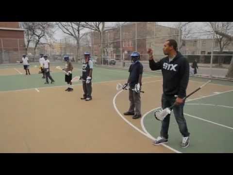 Kyle Harrison visits Eagle Academy for Young Men -- Brooklyn NY