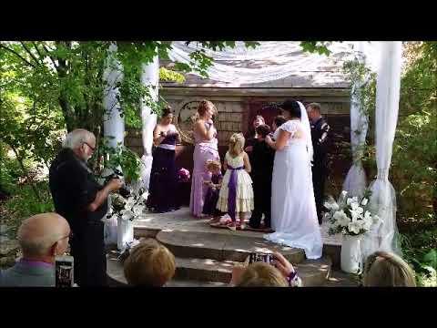 Niagara Falls Wedding Chapel On The Lane